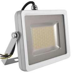 Proyector led 50W Premium SMD 100° Serie Slim Blanco