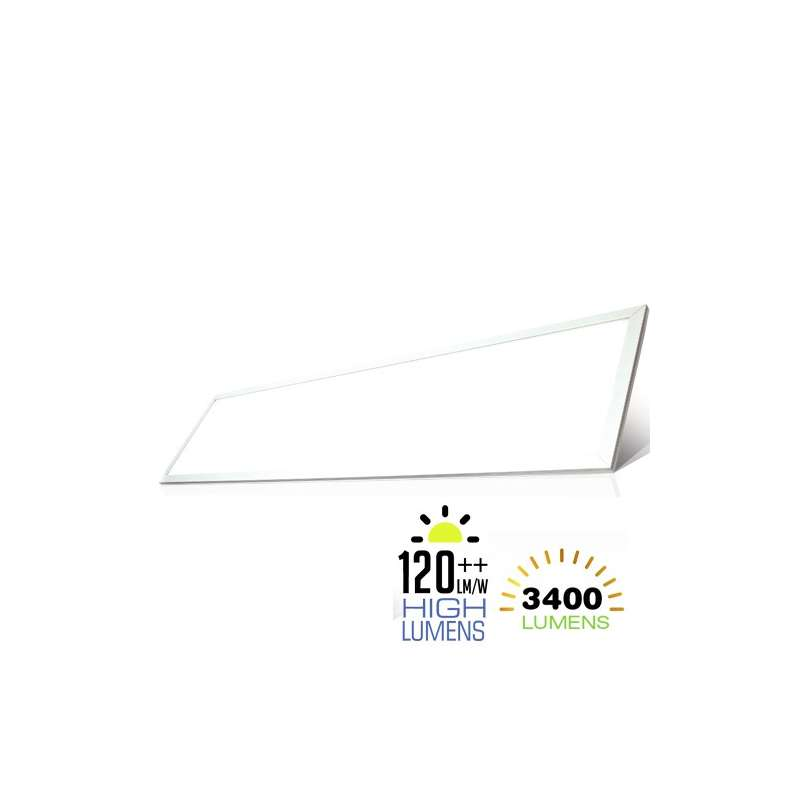 PANEL LED RECTANGULAR HIGH LUMEN 29W