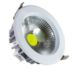 Downlight led cob Premium empotrable 20W 120°