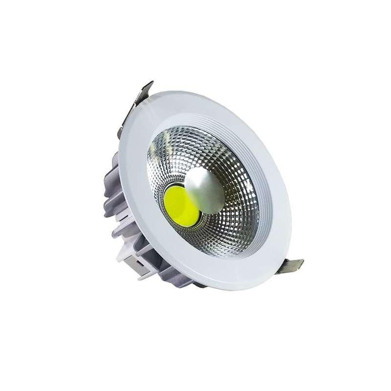 Downlight led cob Premium empotrable 20W 120°