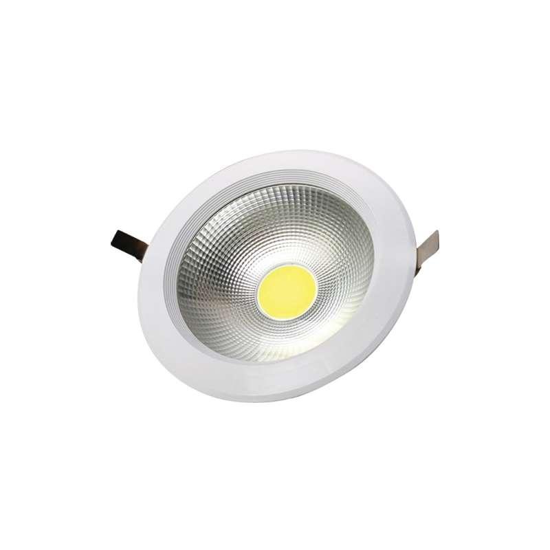 DOWNLIGHT LED COB PREMIUM EMPOTRABLE 40W 120°