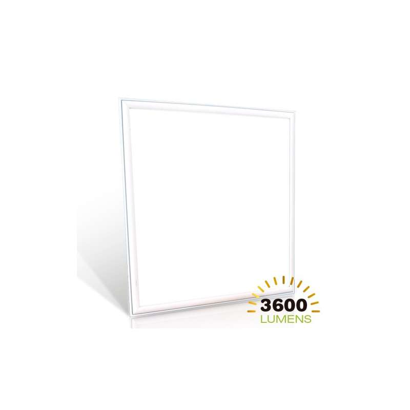 Panel led 45W 595 mm x 595 mm 150° DRIVER INCLUIDO