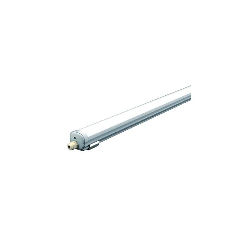 Regleta Led Compacta IP65 6000K 36W 120° 120cm