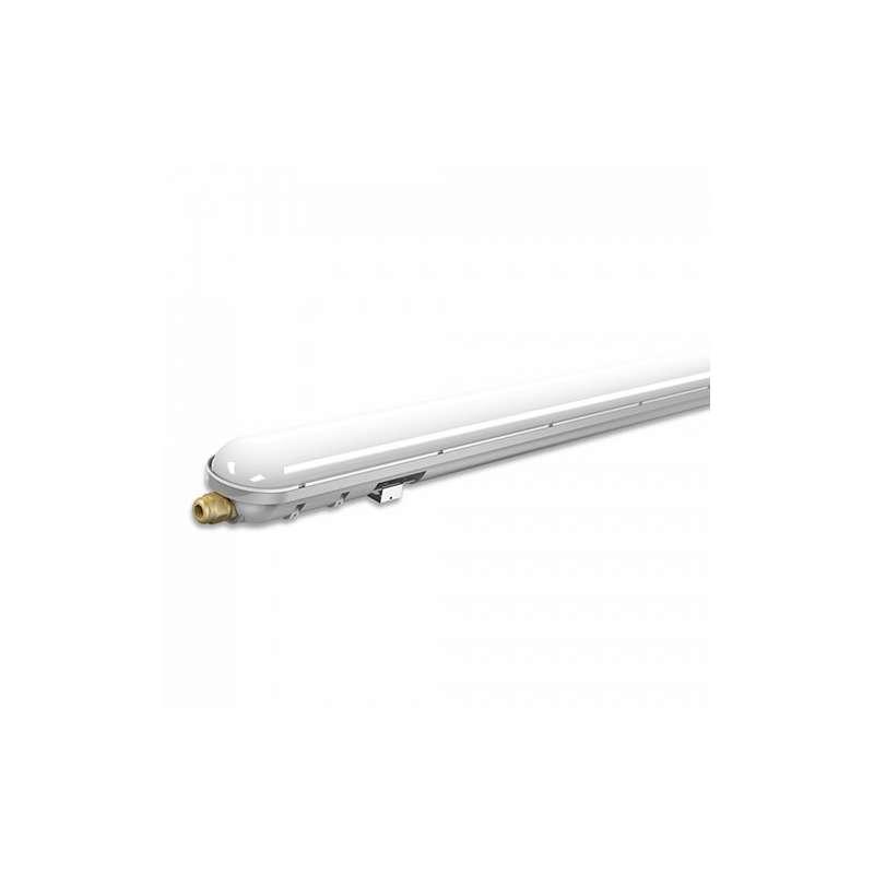 Regleta Led Compacta Premium IP65 6000K 36W 120° 150cm