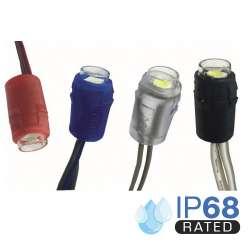 Módulo LED para rotulación Verde 0.24W IP68 12V Diodo SMD5050