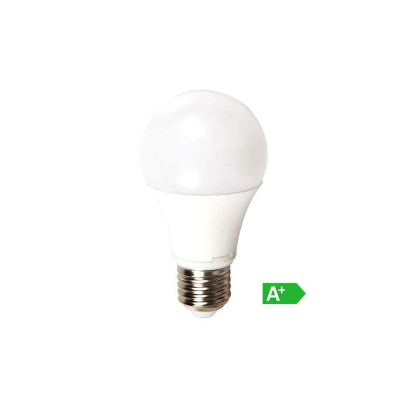 Lámpara led globo E27 7W 200° regulable