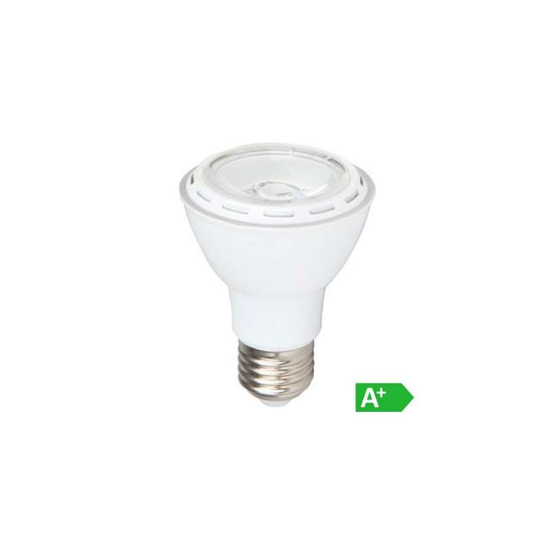 Lámpara led E27 PAR20 SMD 8W 40°