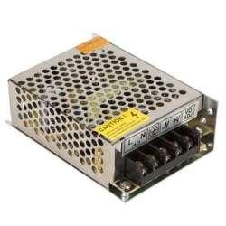 Fuente de alimentación para tiras LEDs 12VDC 60W 5A IP20
