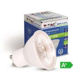 Dicroica led GU10 Premium SMD 7W 110° Plus 220V