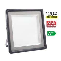Proyector LED 1000W SMD 100° Gris y Negro