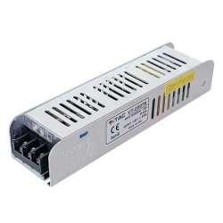 Fuente de alimentación para tiras LEDs 75W 12V IP20
