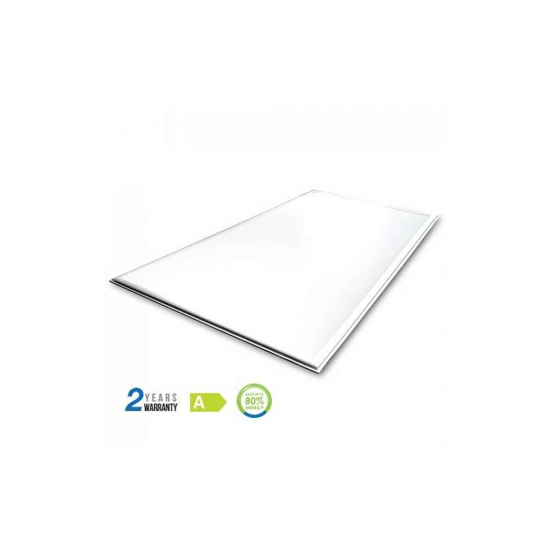Panel LED 72W 1200mmx600mm 120° DRIVER INCLUIDO