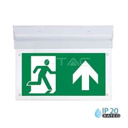 Luminaria LED de Emergencia de Pared  2W