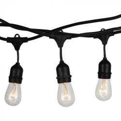Guirnalda de luces LED E27 IP65