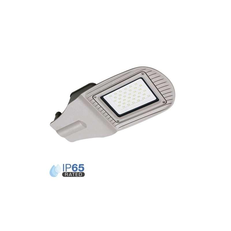Luminaria LED exterior Pro High Lumen 30W 100° IP65
