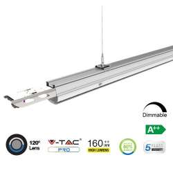 Módulo LED lineal en suspensión 4000K 50W 120° High Lumen