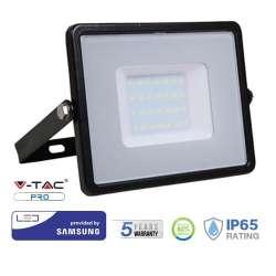 Proyector LED 30W Samsung PRO 100° Negro