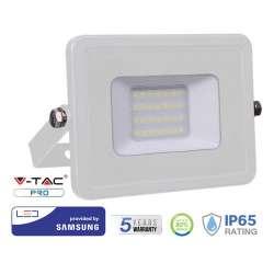 Proyector LED 20W Samsung PRO 100° Blanco