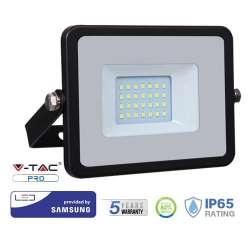 Proyector LED 20W Samsung PRO 100° Negro