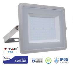 Proyector LED 100W Samsung PRO 100° Gris
