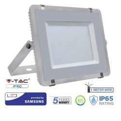Proyector LED 200W Samsung PRO 100° Gris