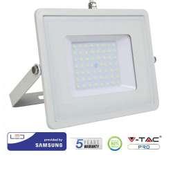 Proyector LED 50W Samsung PRO 100° Blanco