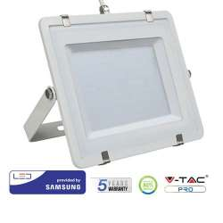 Proyector LED 200W Samsung PRO 100° Blanco