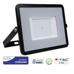 Proyector LED 50W Samsung PRO 100° Negro