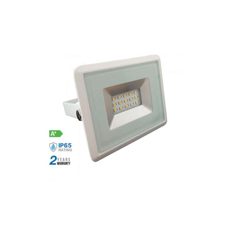 Foco Proyector LED 10W SMD 110° Serie Premium Blanco