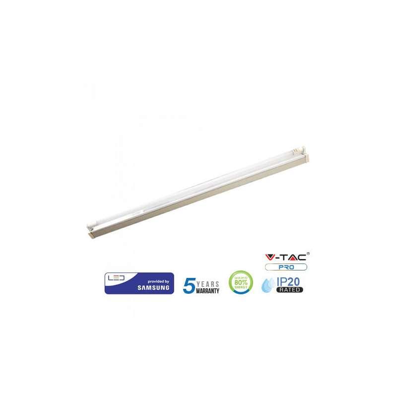 Regleta LED Samsung PRO IP20 18W 120cm - Tubo LED incluido