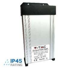 Fuente de alimentación profesional para tiras LED 12VDC 400W 33A IP45