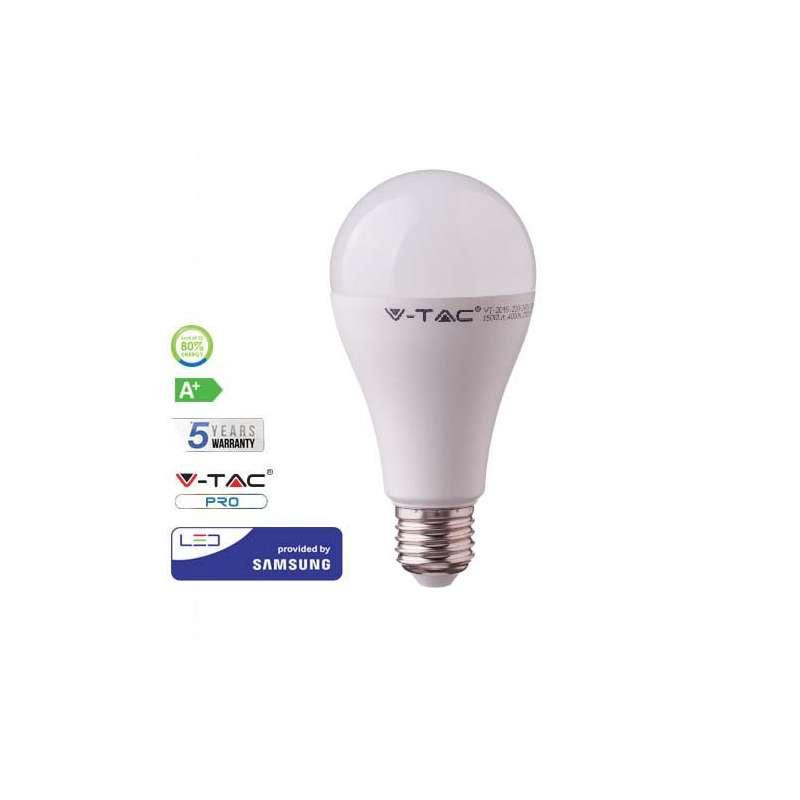 Lámpara LED Samsung A65 E27 17W 200° Gama PRO