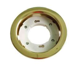 Aro empotrable para bombilla LED GX53 Oro