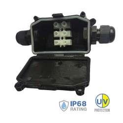 Caja de conexiones para exterior IP65
