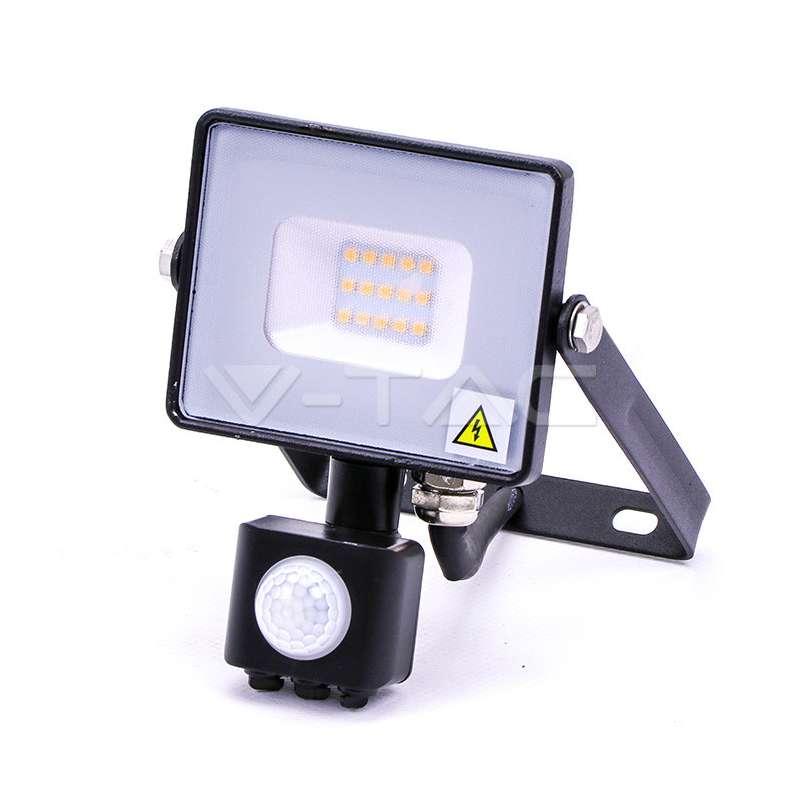 Proyector LED Samsung PRO con sensor de movimiento Negro 10W 100°