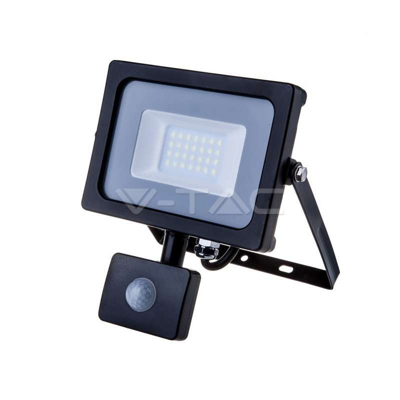 PROYECTOR LED SAMSUNG PRO CON SENSOR DE MOVIMIENTO NEGRO 20W 100°