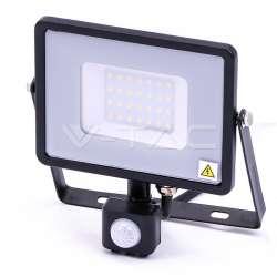 Proyector LED Samsung PRO con sensor de movimiento Negro 30W 100°
