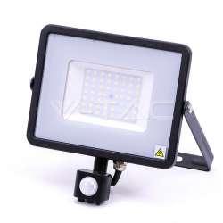 Proyector LED Samsung PRO con sensor de movimiento Negro 50W 100°