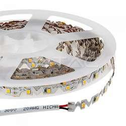 Tira led SMD2835 Zig Zag 4W/m 60 leds/m 12V IP20