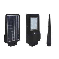 Luminaria LED exterior Solar 15W 120° IP65