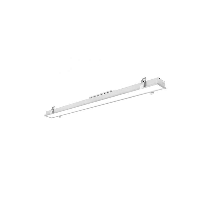 Módulo empotrable lineal LED Samsung Maxi 4000K 40W Plata LINKABLE