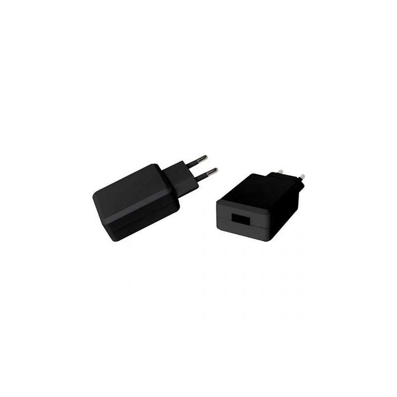Adaptador de viaje USB QC3.0 con carga rápida