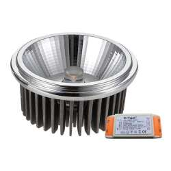 Bombilla LED AR111 Cob 20W...