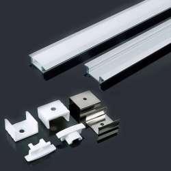 Perfil aluminio Maxi tira...