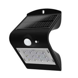 Aplique LED de pared Solar...